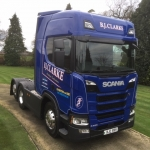 Next Generation Scania delivery